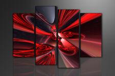Images sur toile sur cadre 130 x 80 cm abstrait art pret a accrocher 6137