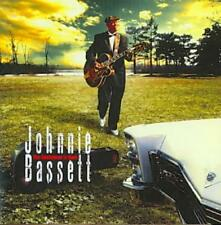 JOHNNIE BASSETT - THE GENTLEMAN IS BACK USED - VERY GOOD CD