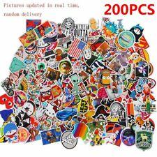200Stk Aufkleber im Set Stickerbomb Tuning Aufkleber Autoaufkleber Style Decals