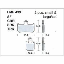 PASTIGLIE FRENI ATHENA YAMAHA 1000 YZF R1 (RN121) 2007-2014 LMP439 SF