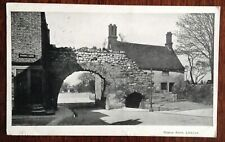 Vintage Lincoln Postcard - Roman Arch - 1905