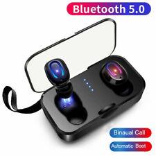 New listing Bluetooth 5.0 Wireless Earbuds Headphones Tws True Touch Mini Headset Waterproof