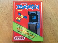 ZAXXON -- for ATARI 2600 Video Game System FRESH CASE --  NOS - NIB