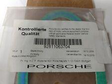 OEM Porsche Intake Distributor to Throttle Housing Manifold Gasket 92811063704