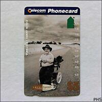 Telecom Local Legends Colin James Vic N951652 852 $5 Phonecard (PH5)