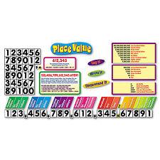 Trend Place Value Bulletin Board Set T8182