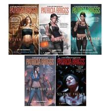 MERCY THOMPSON Fantasy Series by Patricia Briggs Set of Paperback Books 6-10