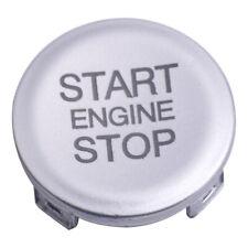 Arranque Interruptor De Plata Botón de Parada Apto Para Alfa Romeo Giulia 2017-2019