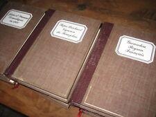 Lot de 9 Livres Romans La France Retrouvée édition Rombaldi 1980