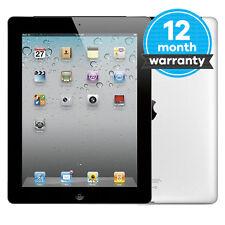 Apple iPad 2 16GB, Wi-Fi + 3G (Unlocked), 9.7in - Black