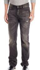 Calvin Klein Classic Straight Leg Jeans Livorno Black Mens Size 36x32 New