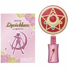 Rohto Lycee Lycée Blanc Sailor Moon Eye Drops with Limited Case 12ml JAPAN