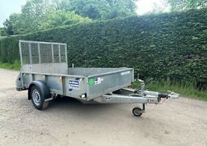 2018 Ifor Williams GD85 general duty trailer in Sussex*1400kg *8x5