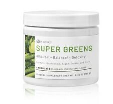 It Works! Super Greens  🥬 🍫NEW & IMPROVED CHOCOLATE FLAVOR! Free Shipping