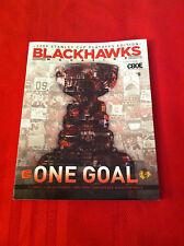 2009 NHL Calgary Flames-Chicago Blackhawks Stanley Cup playoffs program / Kane