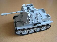 Lego WW2 GERMAN Vehicle MARDER III ausf. H TANK Artillery NEW