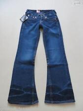 Hosengröße W26 L32 Damen-Jeans im Schlaghosen-Stil