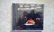 LIK - J'REPRESENTE L'ART DE RUE - CD NEUF ET BLISTER - CD RAP FRANCAIS