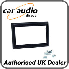 Connects2 CT24RT08 Facia Plate (Black) for Renault Megane 2006> 2008