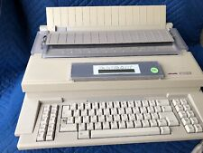 Olivetti ET 2300 SP Type Writer 115V A/C 0.75A 60 Hz
