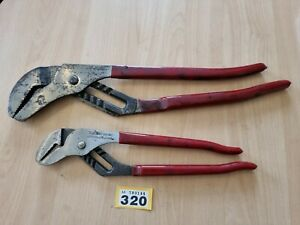 Blue Point Adjustable Pliers CHN440 And CHN460 by Snap-On