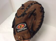 """EASTON NAT20 NATURAL SERIES RIGHT HAND THROW 34"""" LEATHER CATCHERS MITT New No Ta"""