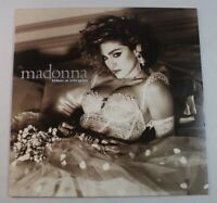 Madonna, Like A Virgin Vinyl LP Record - 1984 Original, with inner sleeve