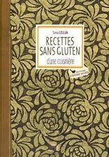 Recettes sans gluten d'une cuisinière, par Sonia Ezgulian, NEUF