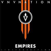 VNV Nation - Empires [New Vinyl] Clear Vinyl, Ltd Ed, 180 Gram, Special Ed
