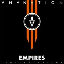 VNV Nation - Empires [New Vinyl] Clear Vinyl, Ltd Ed, 180 Gram, Special Ed