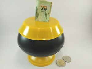 Small Piggy Bank Money Thai Buddhist Monk Alms Offerings Begging Plastic  Bowl