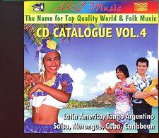 World & Folk Music Samplers - Arc Music CD Catalogue Vol.4