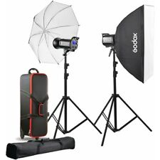 GODOX QT400II-C Studio-Kit
