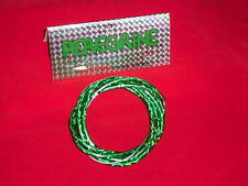 BMX Old School Peregrine CosmicBicycle Brake Cable. NOS. Green