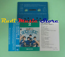 MC BEATLES Rock n roll music 2 1976 italy PARLOPHONE 3C24406138 no cd lp dvd vhs