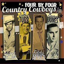 Hank Williams Ernest Tubb Eddy Arnold George Jones Country Cowboys Compact D
