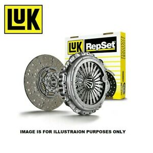 Clutch Kit 3pc (Cover+Plate+Releaser) For BMW's M47 Engine LUK Clutch Kit 624315