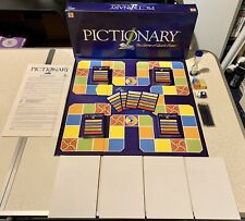 Pictionary Board Game by Mattel 2008 - 99.99% Complete ( Excellent Condition )