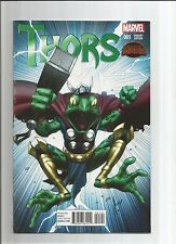 THORS #1 Limited to 1 for 25 Thor-Frog variant by Dale Keown! NM
