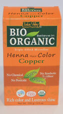 Indus Valley 103ml Henna Hair Color - Copper