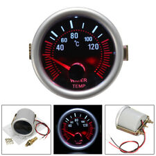 2″ 52mm Car White LED Digital Water Temperature Temp Gauge Meter With Sensor