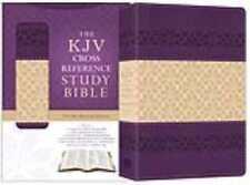 THE KJV CROSS REFERENCE STUDY BIBLE - BARBOUR PUBLISHING, INC. (COR) - NEW PAPER