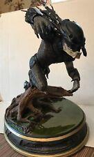 Very Rare Sideshow Predators Berserker Predator Maquette LE #159/1,000 MIB