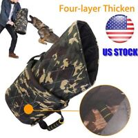 Camouflage Dog Training Bite Arm Sleeve for Young Working Dogs German Shepherd