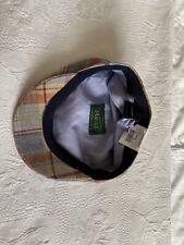 Men's Wigens Silk Linen Cap Hat New