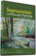 George Gallo: Impressionistic Landscape Painting - ART DVD