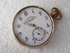 A. Lange Glashütte-SA GPL Orologio da taschino APPENA REVISIONATA COMPLETA PERFETTAMENTE FUNZIONANTE VES