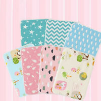 FT- BL_ Baby Changing Mat Cover Diaper Nappy Change Pad Waterproof Toddler Infan