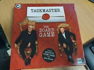 Ginger Fox Taskmaster Board Game  - Damaged Box