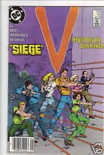 V the comic #12 comic 1986            visitors